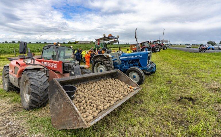 Boeren boos op Hart van Nederland
