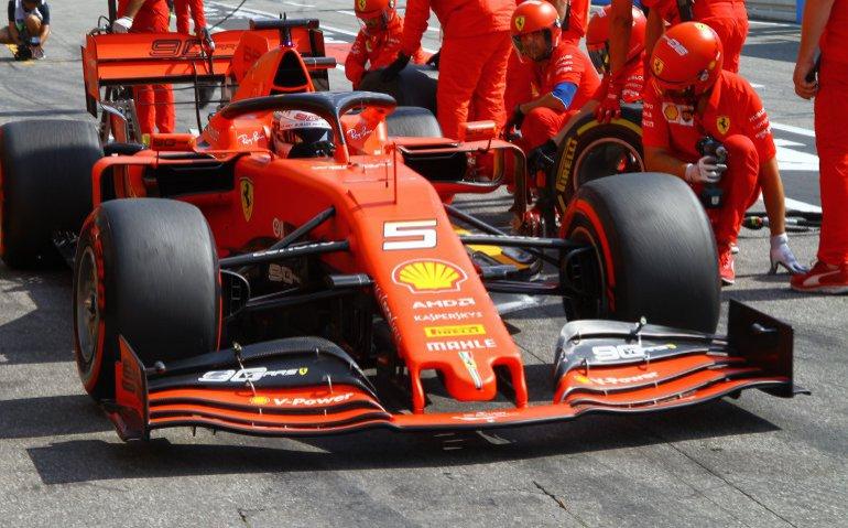 Formule Ferrari Ziggo Sport