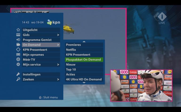 Getest in Totaal TV: de nieuwe gebruikservaring van KPN Interactieve TV