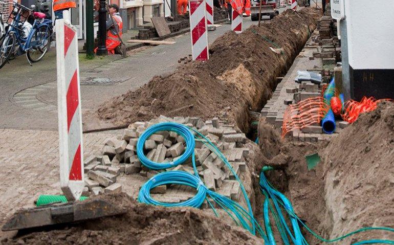 'Door KPN minder snel meer glasvezel in Nederland'