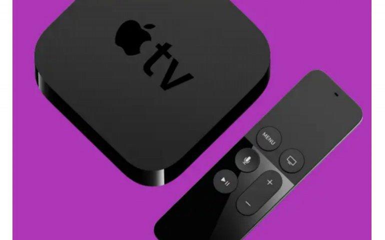 Apple vernieuwt online mediaspeler Apple TV: meer 4K