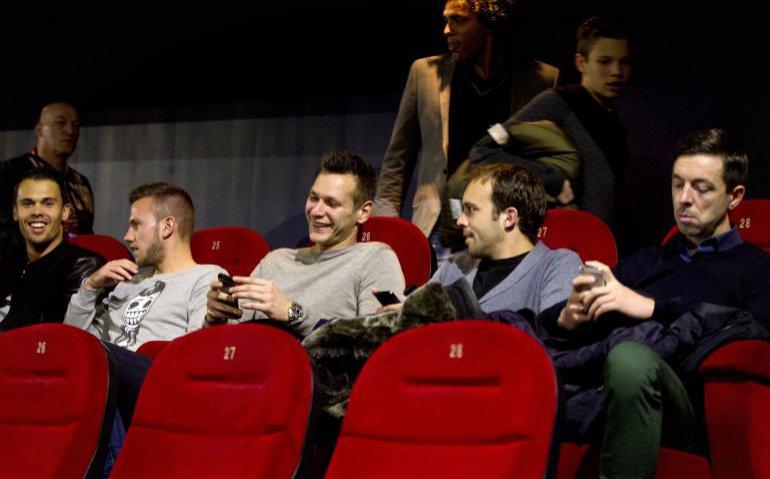 Pathé stopt met live Eredivisie in bioscoop Den Haag