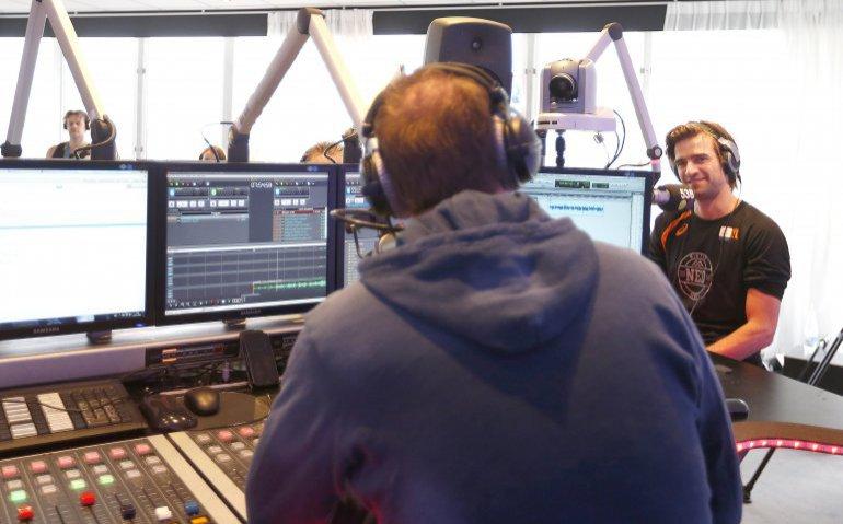 Qmusic vergroot voorsprong op 538