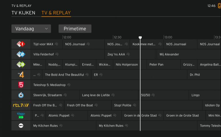 [UPDATE] Ziggo breidt Replay TV uit
