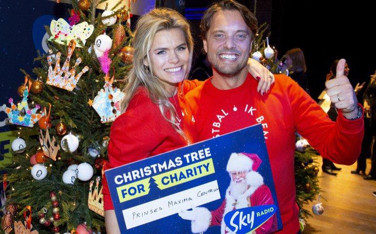 Nu al kerstmuziek bij Sky Radio