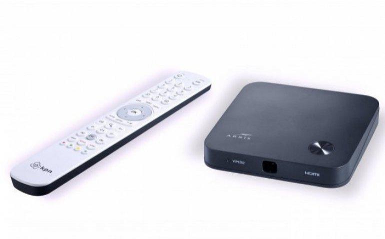 KPN vernieuwt tv-beleving Interactieve TV