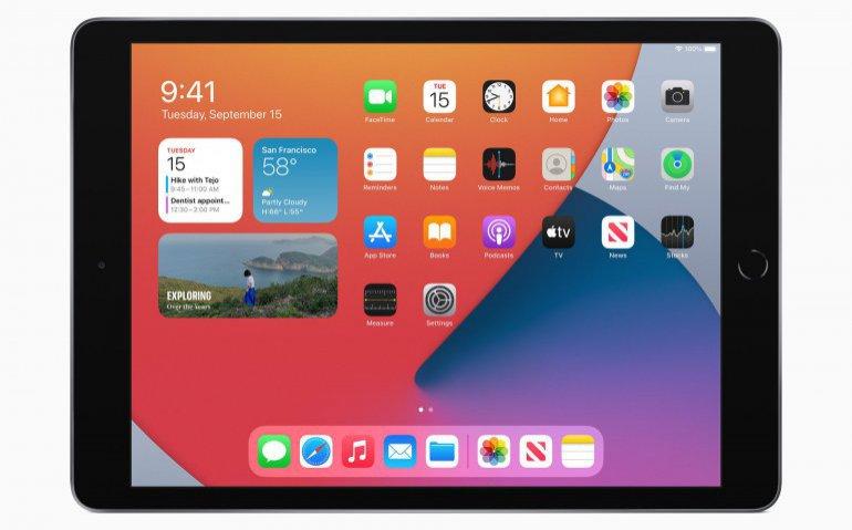 Achtste generatie iPad: meer van hetzelfde