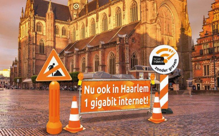 Ziggo gigabit internet per direct in elf nieuwe steden