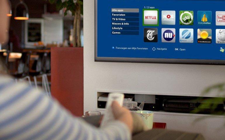 TV kijken met KPN Interactieve TV