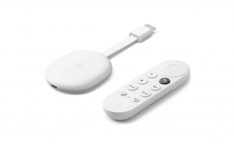 Chromecast doet Android TV cadeau