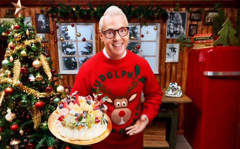 Rudolph van Veen 24Kitchen kerst