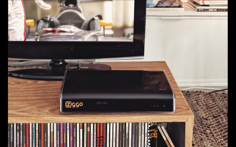 Ziggo begonnen met uitrol nieuwe firmware Mediabox XL