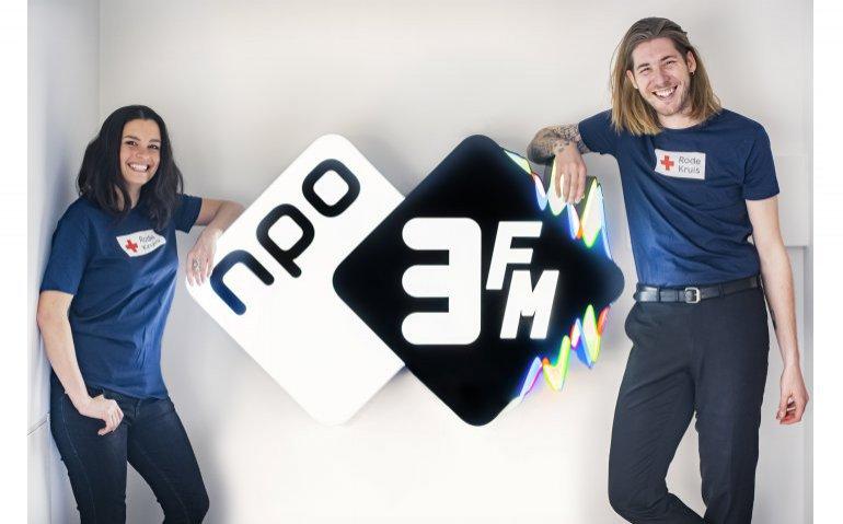 Serious Request: The Lifeline live op NPO 3FM en  NPO 1 Extra