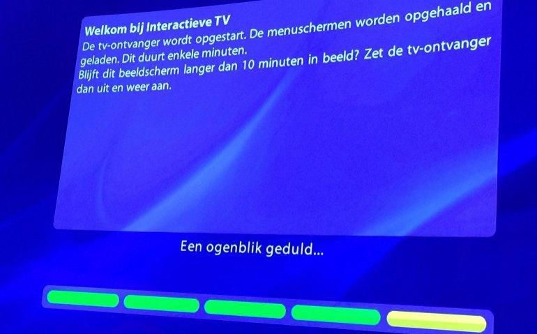 KPN: 'nog enkele weken trage decoder Interactieve TV'