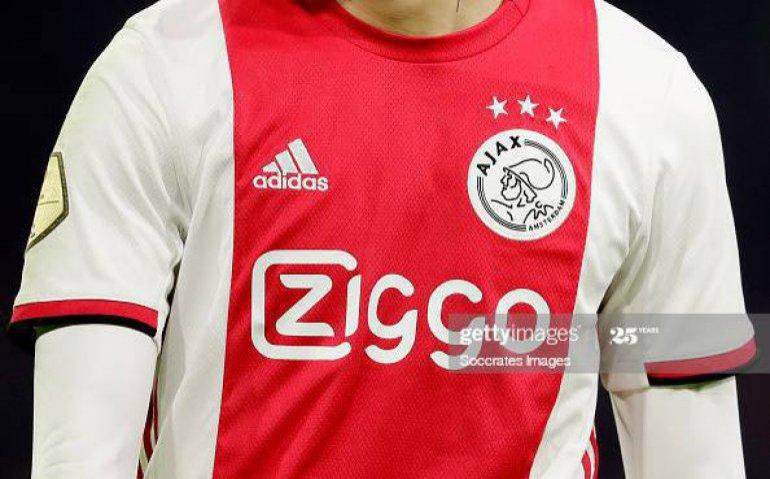 Ziggo sponsort Ajax langer