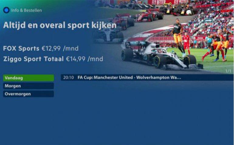 KPN maakt menu Interactieve TV niet alleen sneller maar ook duidelijker
