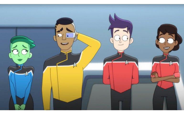 Star Trek: Lower Decks exclusief bij Amazon Prime Video