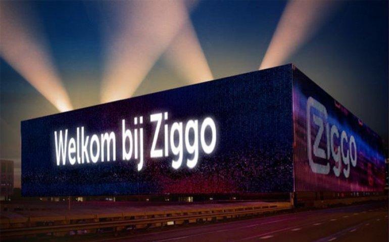 Ziggo wijzigt tv-aanbod