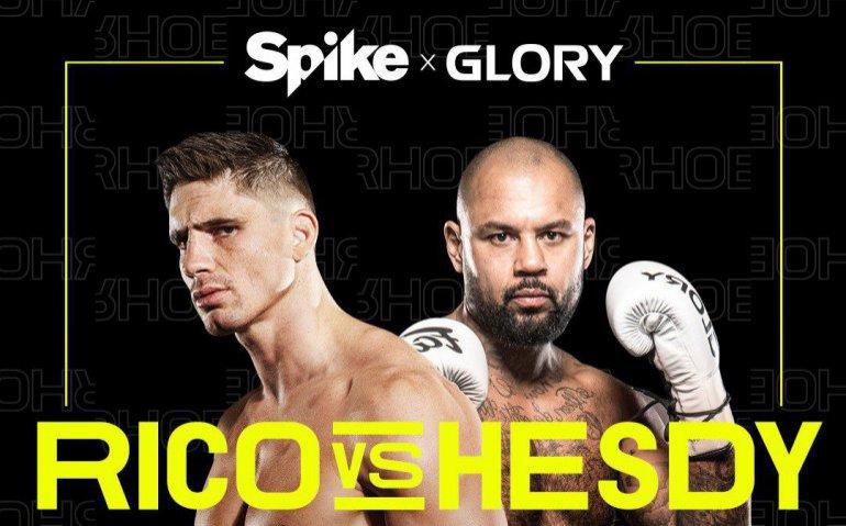 Fightnight: Kickboksen Verhoeven vs Gerges exclusief bij Spike
