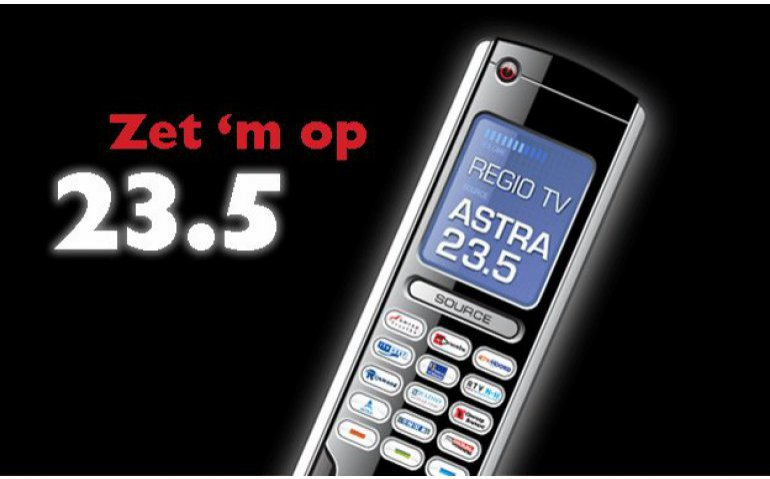 RTV Drenthe staakt FTA-verspreiding Astra3-satelliet