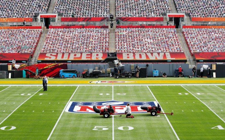 Waar kan u Super Bowl live kijken?