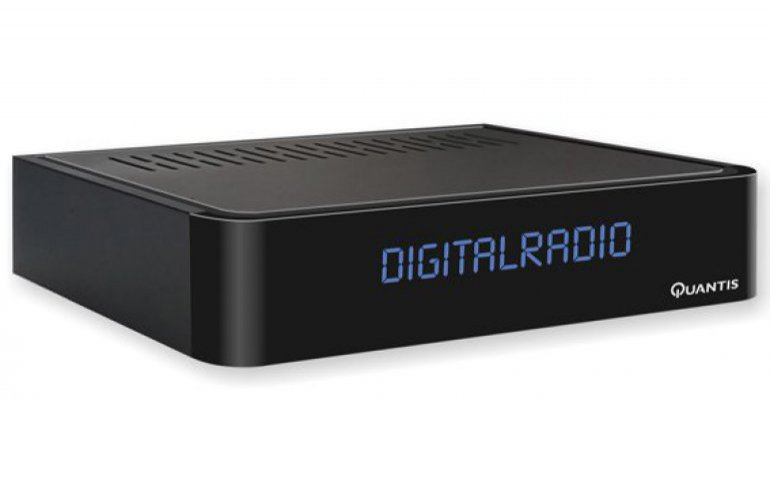 De Digitale Radio van Ziggo en Quantis QE317 zijn volkomen gelijk