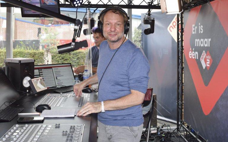 John de Mol geeft Rob Stenders carte blanche bij Radio Veronica