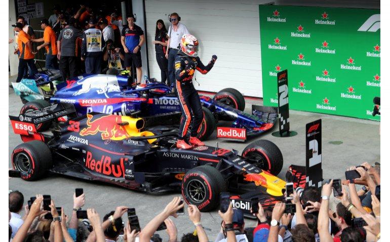 Formule 1 in 4K Ultra HD bij Ziggo