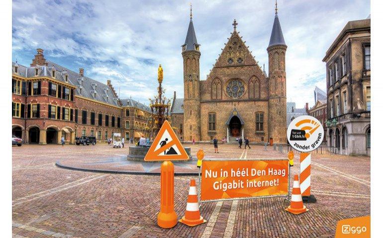 Ziggo investeert honderden miljoenen in kabelnetwerk