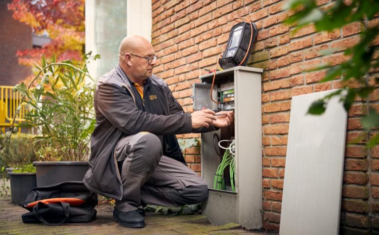 Thuiswerker in problemen: Ziggo zet internet overdag uit