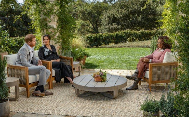 Hoe kan je interview Harry en Meghan met Oprah live zien?