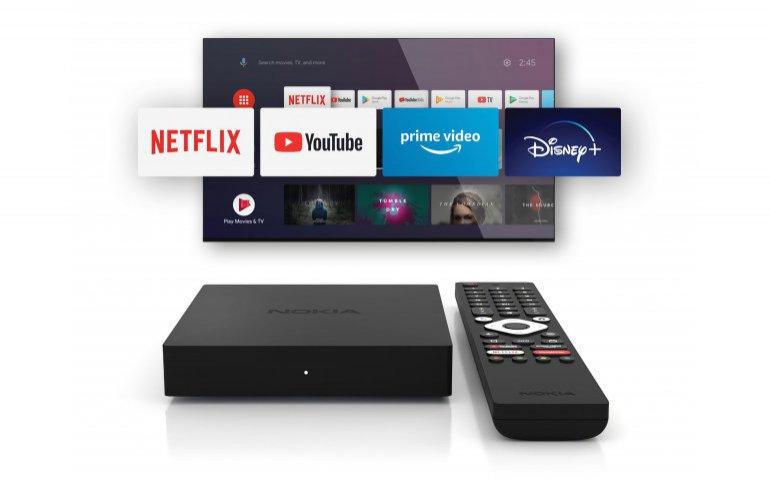Getest in Totaal TV: de Nokia Streaming Box 8000 mediaspeler met Android TV