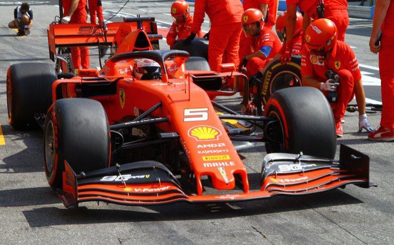 Ziggo-klanten met Ziggo Sport Totaal kijken gratis Formule 1 testdagen