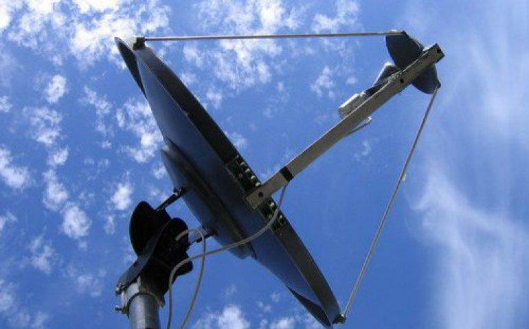 Satelliet in beweging: het aanbod wijzigt constant