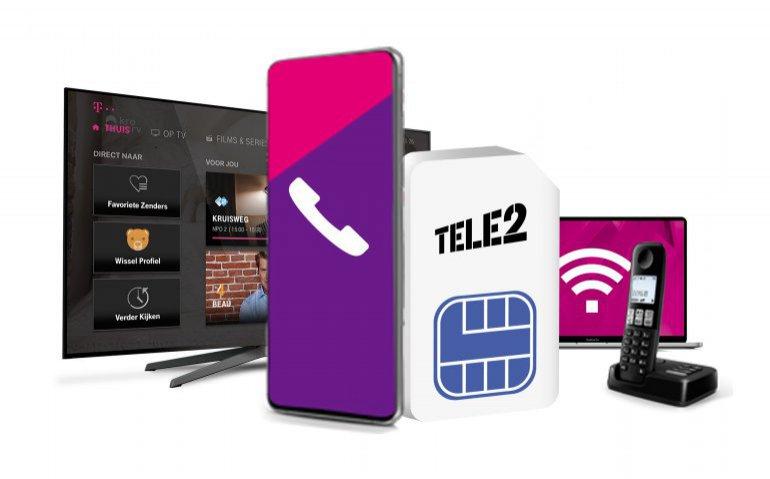 T-Mobile zet Tele2 nog meer als budgetaanbieder in de markt