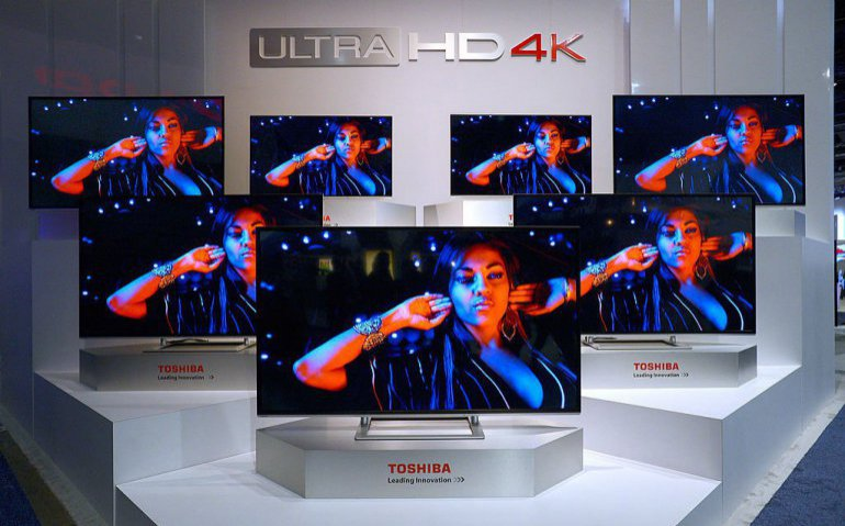 Satelliet in beweging: Minder 4K Ultra HD via satelliet
