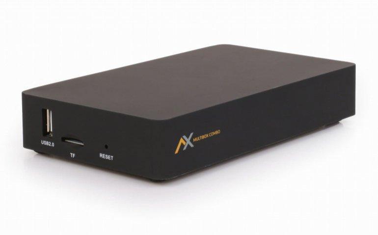 Getest in Totaal TV: de voordelig geprijsde AX Multibox Combo