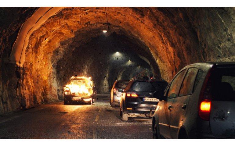 Win de dvd van The Tunnel