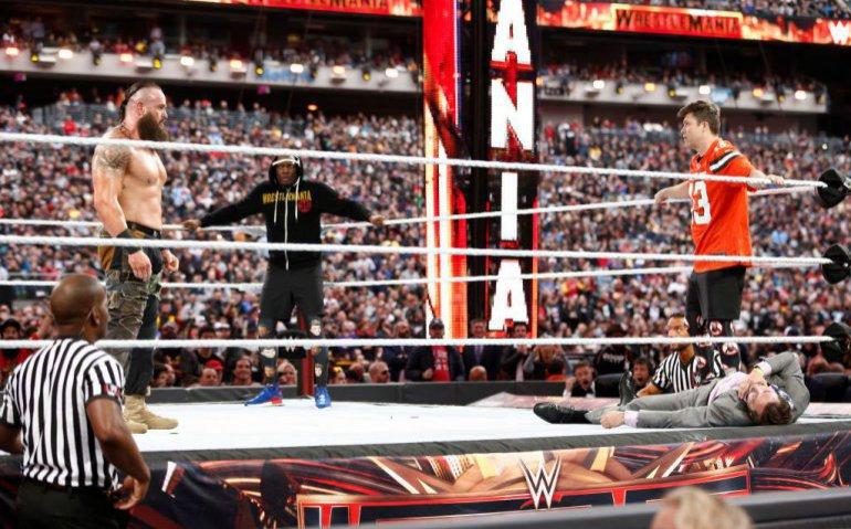 WWE WrestleMania tegen betaling via KIJK.nl