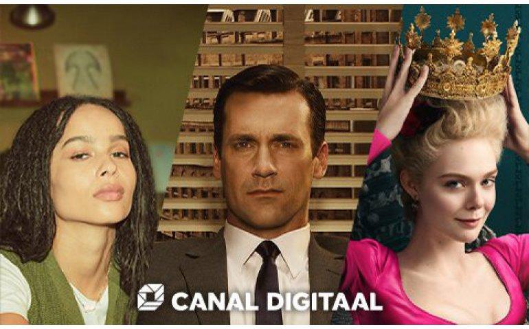 Canal Digitaal via Tweak op T-Mobile glasvezel