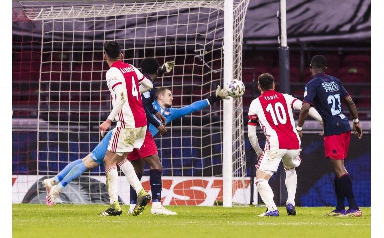Ziggo en KPN: kampioenswedstrijd Ajax blijft achter betaalmuur