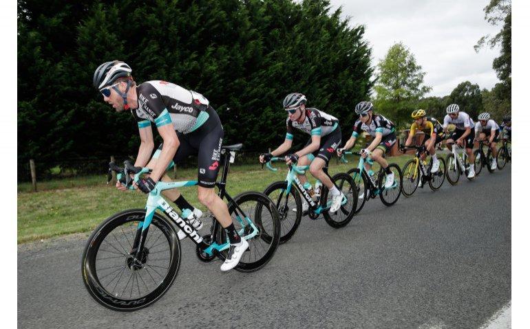 Eurosport toont iedere seconde Giro D'Italia live en exclusief