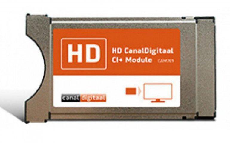 Canal Digitaal CI+ modules zijn op dit moment schaars