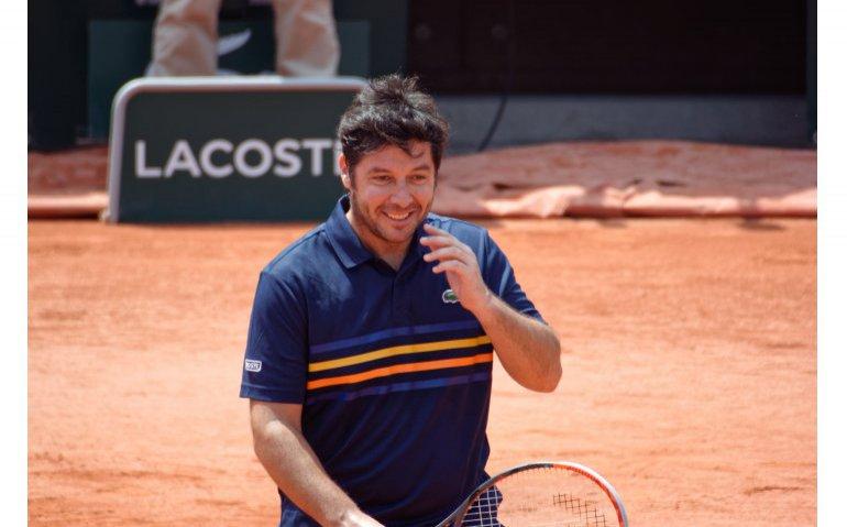 Satelliet in beweging: Roland Garros tennis in 4K Ultra HD