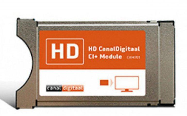 Canal Digitaal: NPO 1 4K alleen met CI+ module, niet met kaartlezer