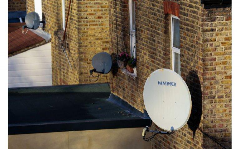 Satelliet in beweging: Eurosport 4K Olympische Spelen