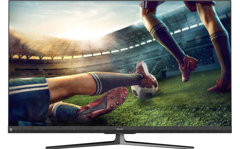 Getest in Totaal TV: Hisense 55U8QF voor een betaalbare sportzomer