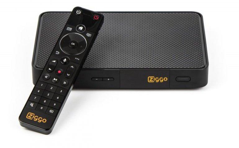 Ziggo verbetert bruikleendecoder Mediabox Next opnieuw