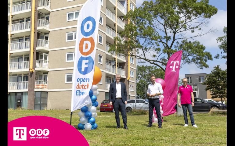 Ziggo en KPN krijgen concurrentie glasvezel T-Mobile: nu ook in Haarlem