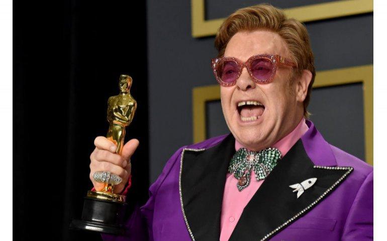 Televisiepremière Elton John Rocketman op Spike